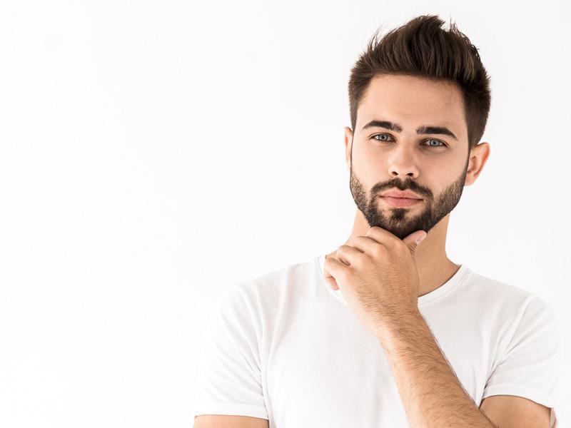 Les avantages d'une greffe de barbe