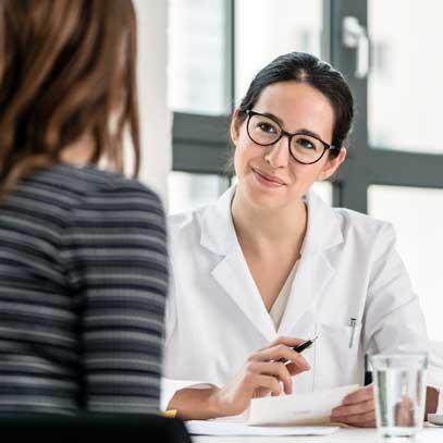 Consultation en vue du traitement