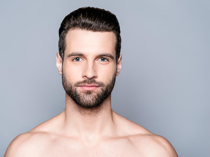 Fonctionnement d'une greffe de barbe