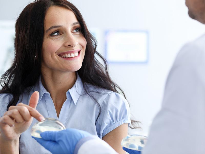 Fonctionnement de la chirurgie mammaire