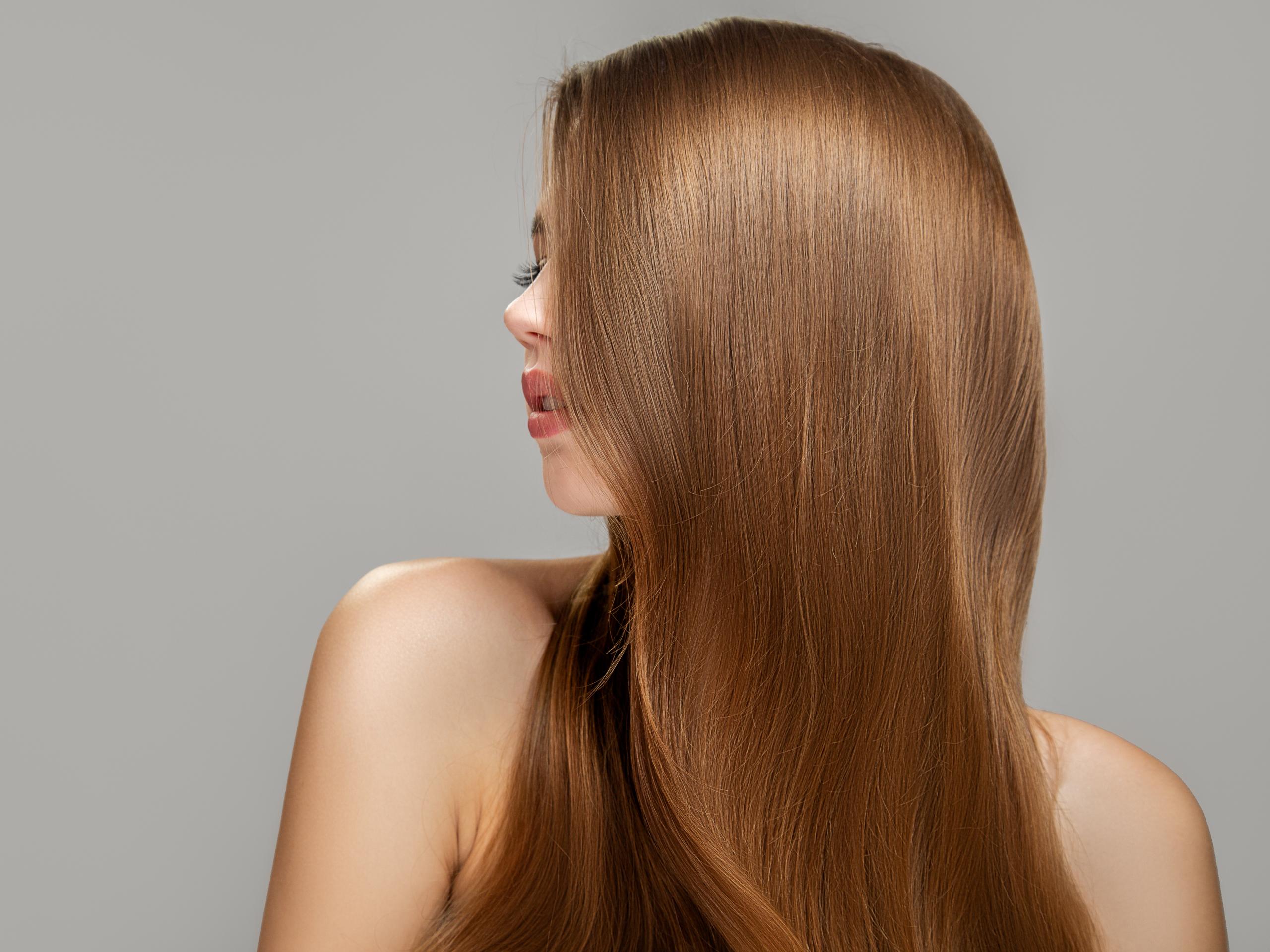 Coloration des cheveux